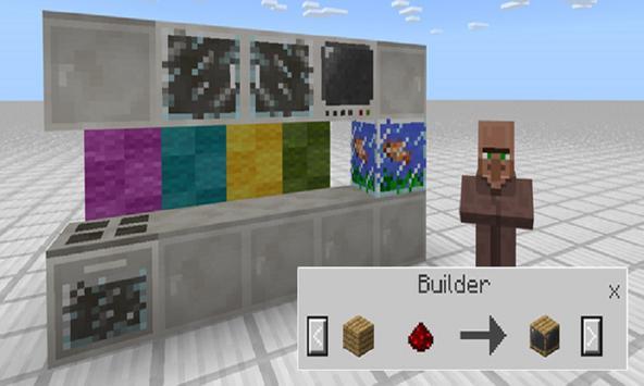 Mod Moderndecor Craft for MCPE screenshot 2