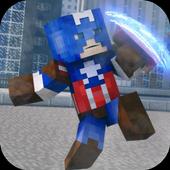Captain Hero Mod for MCPE icon