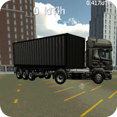 Real Truck Drive icon
