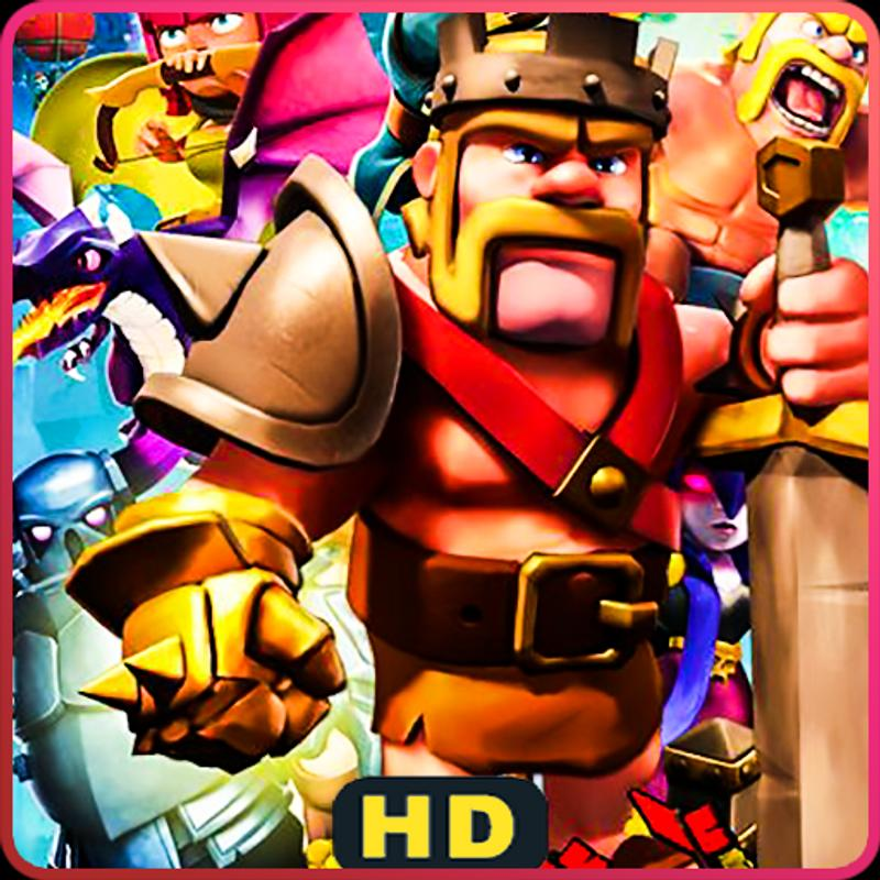 Clash Of Clans Wallpapers For Android Apk Download