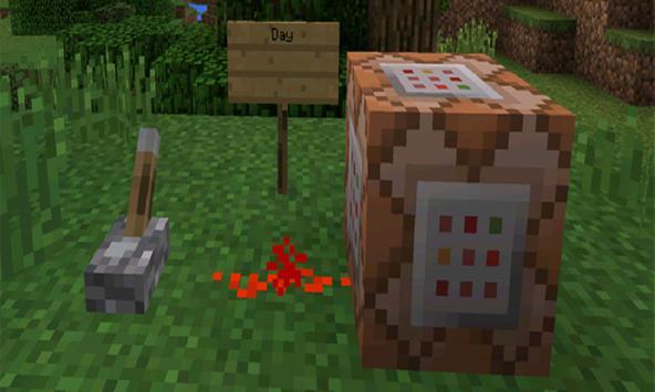 Mod Commandbox Craft for MCPE apk screenshot