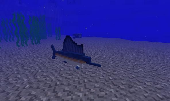 Mod Fairy Fish for MCPE screenshot 2