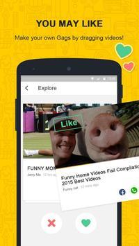 Gags – No Gags, No fun. apk screenshot
