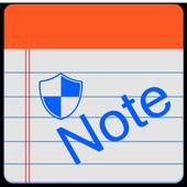 Private Note icon