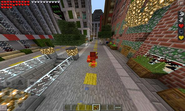 Mod Quick Hero for MCPE apk screenshot