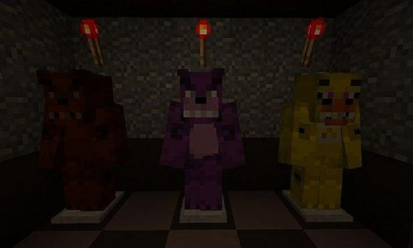 Mod Scary Craft 3 for MCPE poster