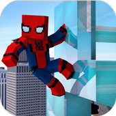 Mod Home Spidy Return for MCPE icon