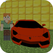 Mod Sport Car for MCPE icon