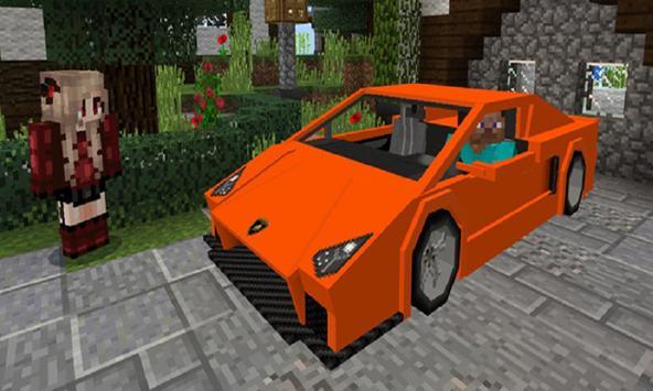 Mod Sport Car for MCPE screenshot 2