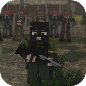Mod Zombie Craft for MCPE icon