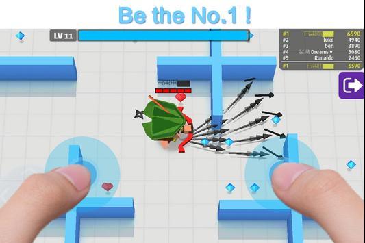 Arrow.io apk screenshot