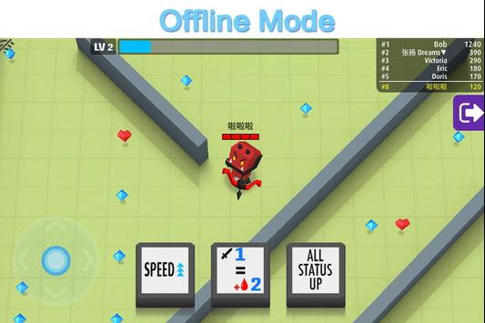 Arrow.io apk screenshot