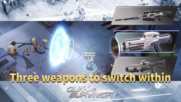 Guns of Survivor imagem de tela 3