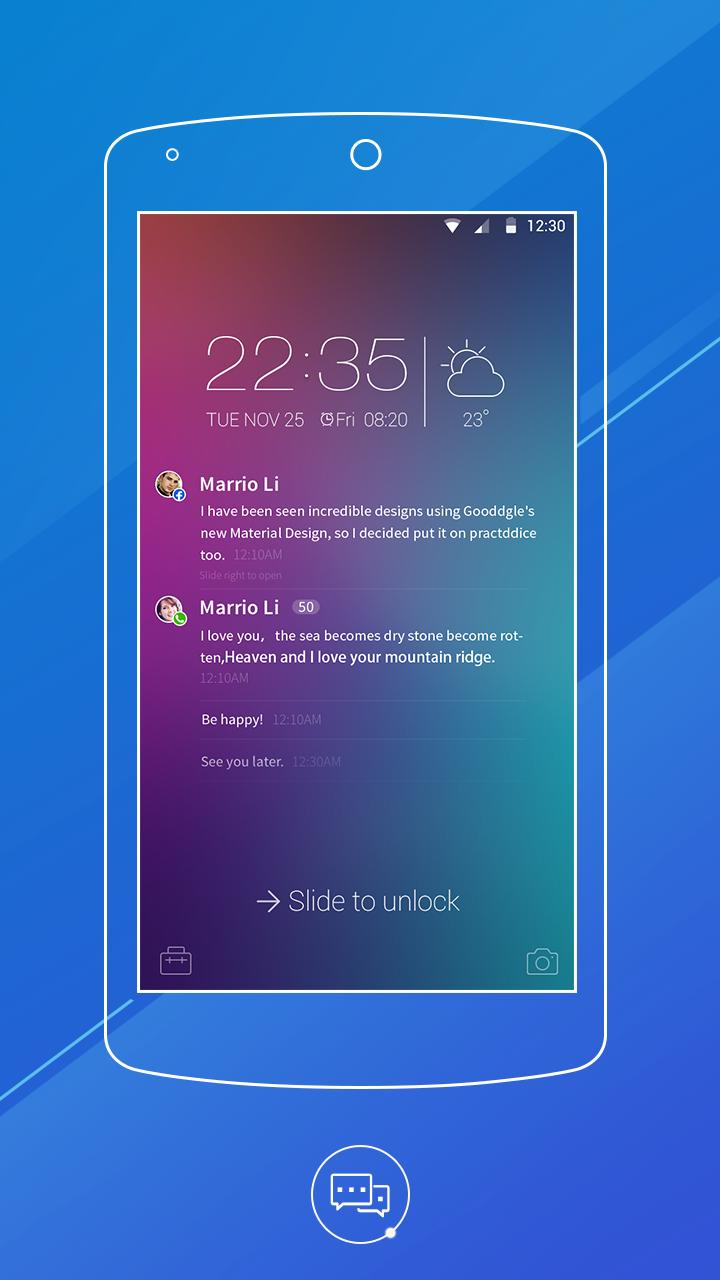 Colorful Cm Locker Wallpaper For Android Apk Download