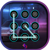 Classic Car Locker Theme icon