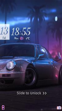 Classic Car Locker Theme screenshot 4