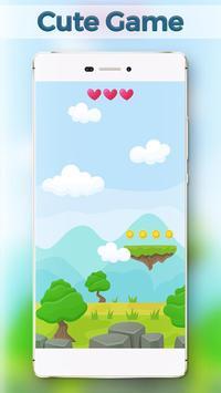 Cute Game Fun Locker theme poster