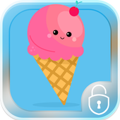 Sweet Summer Locker Theme icon