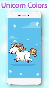 Unicorn Colors Locker apk screenshot