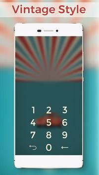 Vintage Locker Pretty Theme apk screenshot