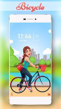 Girly Locker Theme poster