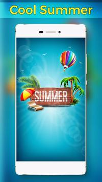 Summer Vibes Locker Theme poster