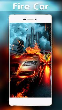 Race Car Hot Locker Theme screenshot 4