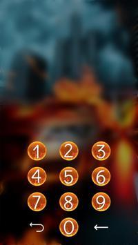 Race Car Hot Locker Theme screenshot 6
