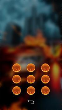Race Car Hot Locker Theme screenshot 7