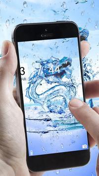 Crystal Dragon Theme screenshot 1