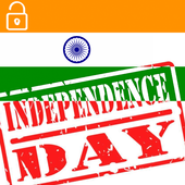 2017 Independence Day India Locker Screen Theme icon