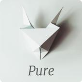 Pure Design CM Locker Theme icon