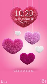 Valentine's Day Theme poster