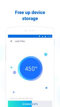 Clean Master Lite (Boost) captura de pantalla de la apk