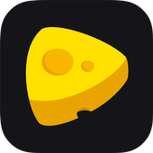 Cheez - Music & Effects & Filters for Video icon