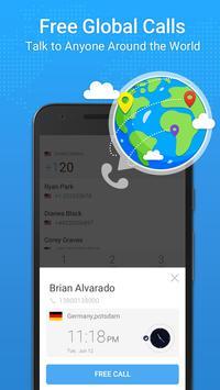 WhatsCall Free Global Phone Call App & Cheap Calls poster