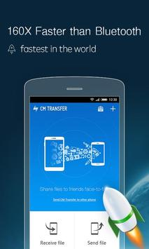 CM Transfer - Share photos, music, apps, files poster