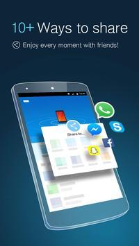 CM Transfer - Share photos, music, apps, files apk screenshot