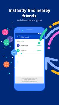 CM Transfer - Share any files with friends nearby apk screenshot