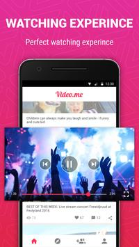 Video.me apk screenshot