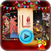 Navratri Video Maker with Music 2017 icon