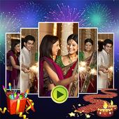 Diwali Photo Video Maker icon
