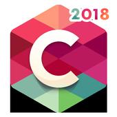 C Launcher: Lançador, Temas, Personalização ícone