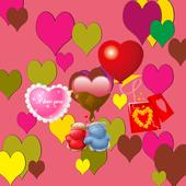 Love Theme for Valentine's Day icon