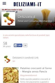 Deliziami.iT apk screenshot