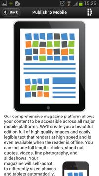 Digital Magazine Publishing apk screenshot