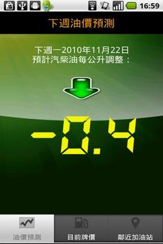 Prediction of Gas Price-Taiwan poster