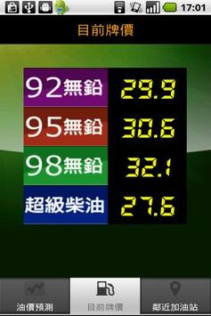 Prediction of Gas Price-Taiwan screenshot 1
