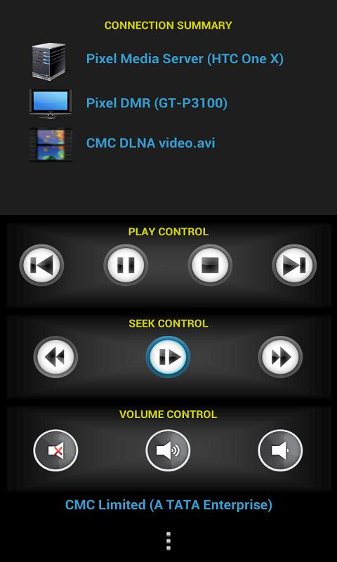 Pixel Media Controller - mDLNA for Android - APK Download