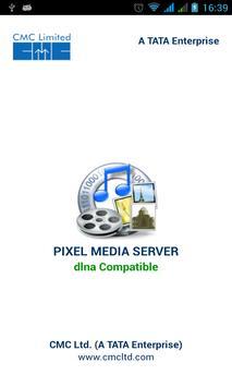 7 Schermata Pixel Media Server - DMS
